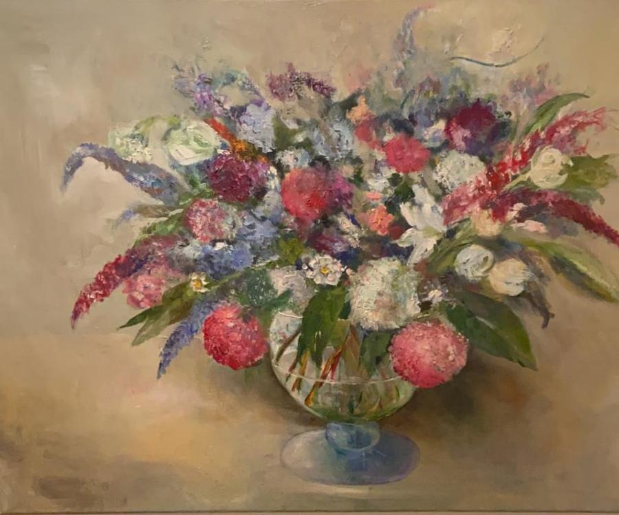 Stilleven bloemen 2